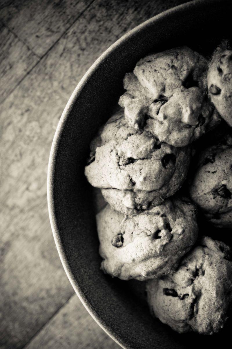 Pumpkin cookies blog bw3