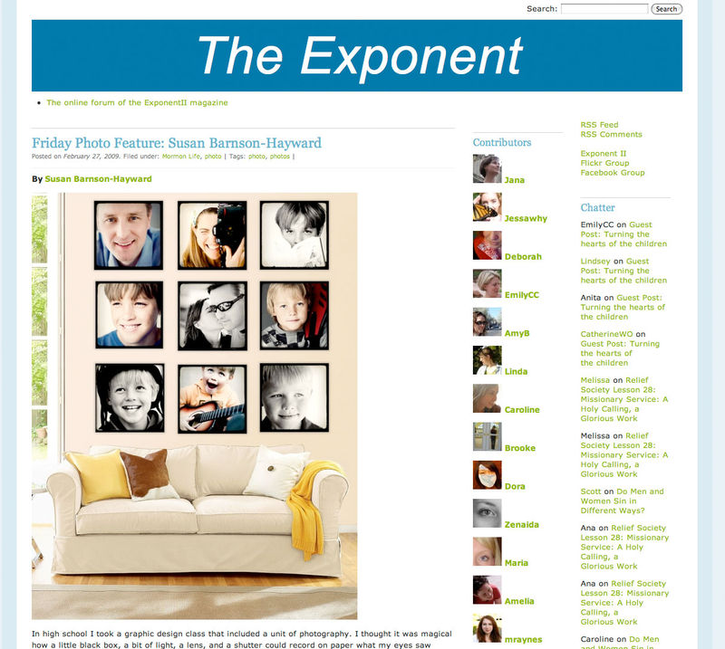 Exponent picture
