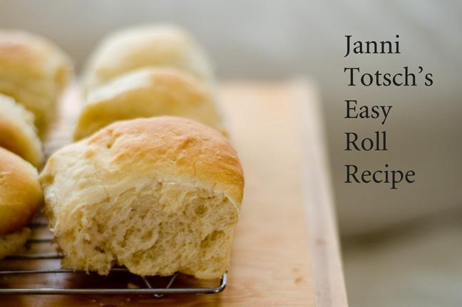 Rolls-jani totsch close up