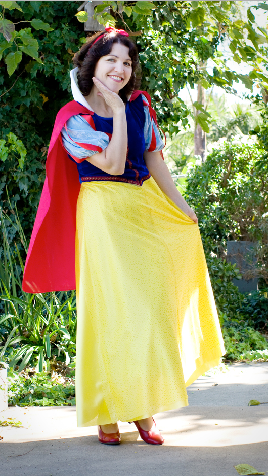 Julie snow white