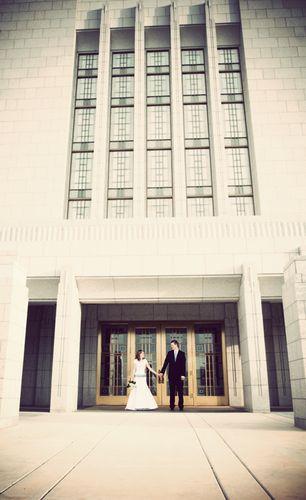 Mandy wedding 1