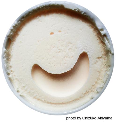 Ice cream smile